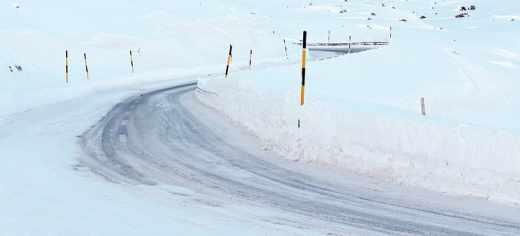 Ледовая переправа Салехард - Лабытнанги в ЯНАО открыта для машин массой до 20 тонн • Портал Дороги России •
