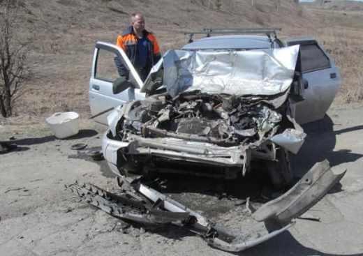 Двое погибли во встречном ДТП на трассе Р-255 Сибирь на Кузбассе • Портал Дороги России •