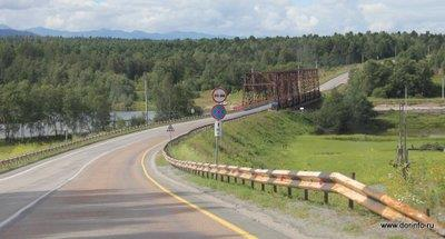 В Забайкалье ограничат движение транспорта по двум мостам на трассе Р-258 Байкал • Портал Дороги России •