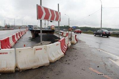 На региональных дорогах в Липецкой области начались работы по БКАД • Портал Дороги России •