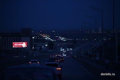 Трассу М-4 Дон в районе Краснодара ремонтируют по ночам • Портал Дороги России •