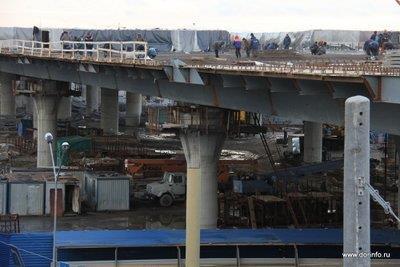 В Москве СВХ с Ярославским шоссе свяжет 700-метровая эстакада • Портал Дороги России •