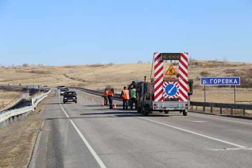 Федеральные дороги на Алтае готовят к летнему сезону • Портал Дороги России •