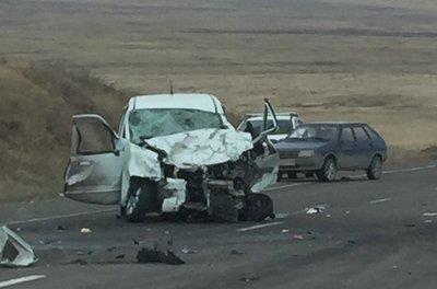 Женщина погибла в лобовой аварии на трассе Р-257 Енисей в Хакасии • Портал Дороги России •