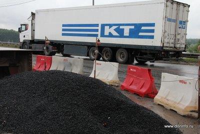 Более 10 парковок для грузовиков предусмотрено на участке трассы М-4 Дон в Воронежской области на период ограничения • Портал Дороги России •