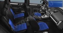 Итальянские авточехлы CoverKraft Carbon