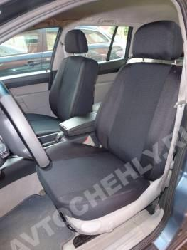 Чехлы для передних сидений автомобиля из автомобильного жаккарда