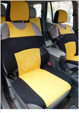 Спортивные майки CoverKraft GT премиум класса для сидений Вашего автомобиля