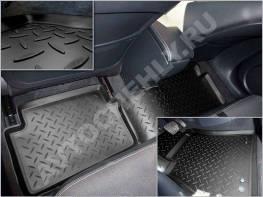 Автомобильные коврики для Hyundai Solaris