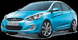 Ремонт автомобилей Hyundai Solaris