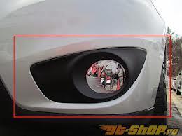 противотуманные фары на Hyundai Santa Fe